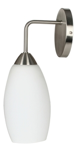 Lampa Modus Kinkiet 1X60W E27 Nikiel Mat small 0