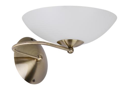 Lampa Lido Kinkiet  1X60W E27 Patyna