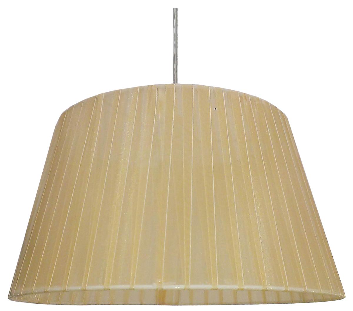 Lampa Tiziano Zwis 37 1X60W E27 Złoty