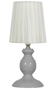 Lampka Alette 1X40W E14 Biały small 0