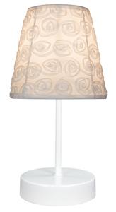 Lampka Lori 1X40W E14 Biała small 0