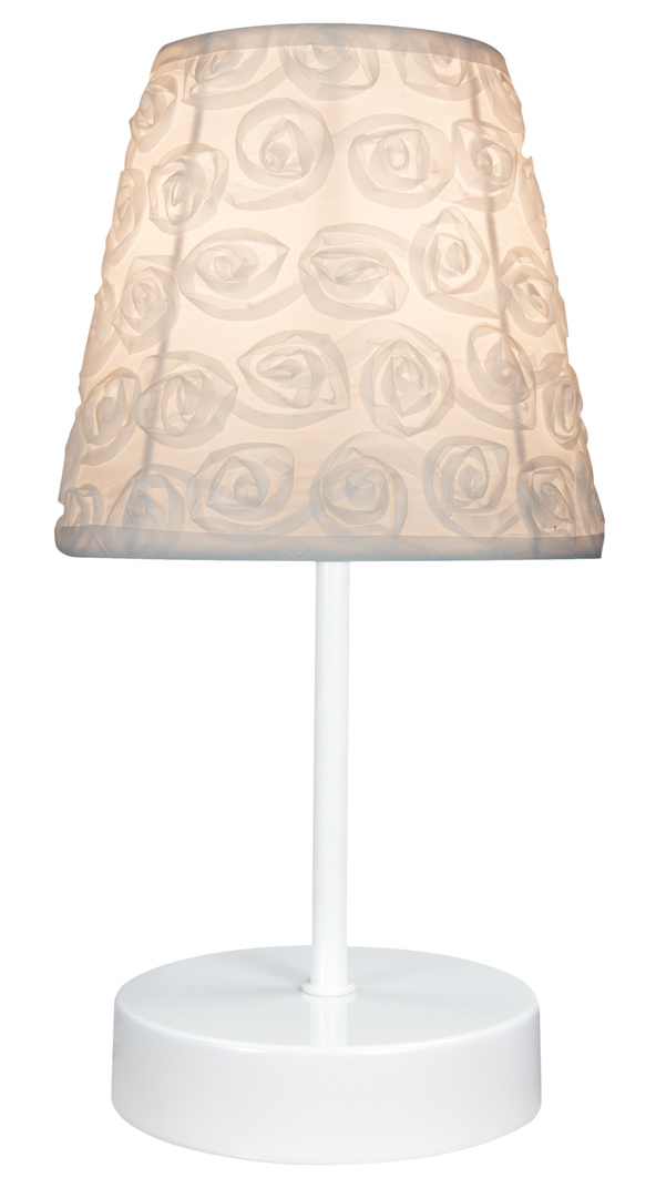 Lampka Lori 1X40W E14 Biała