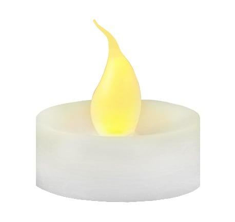 Świeczka dekoracyjna Płomyk LED komplet 4 szt.