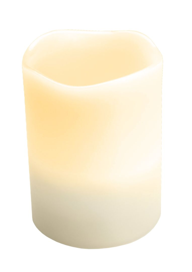 Świeczka dekoracyjna LED komplet 4 szt.