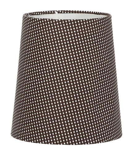 Abażur Do Lampki Parilla E14 Brązowa