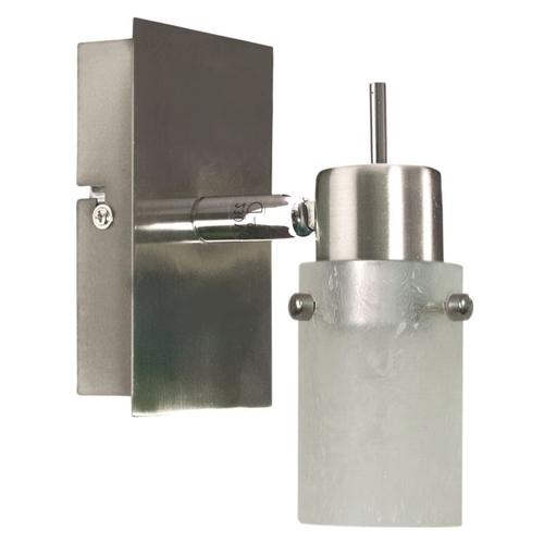 Lampa Frozen  Kinkiet 1X40W G9 Nikiel Mat