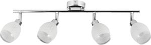 Lampa Gernet Listwa 4X40W G9 Chrom small 0