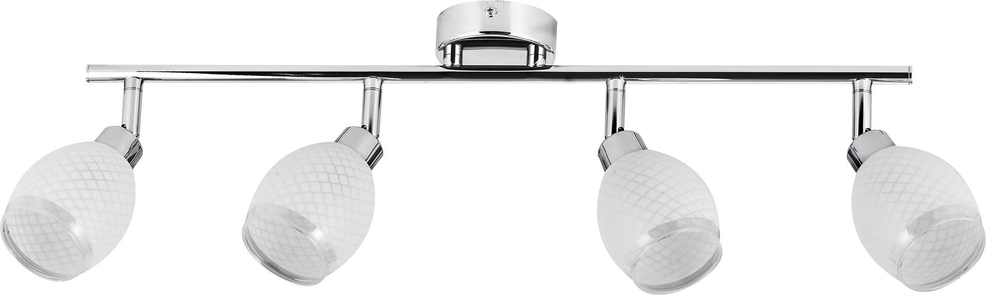 Lampa Gernet Listwa 4X40W G9 Chrom