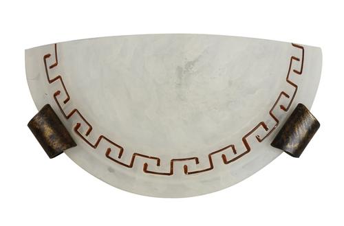 Lampa Plafon 130 Sv. Antik 1/2 4875-3826 1X60W E27