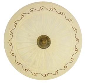 Lampa Plafon Brus 40  2X60W E27 small 0