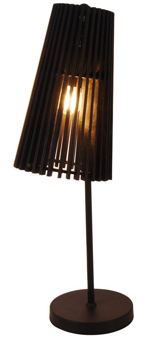 Lampa Stołowa Osaka 1 Czarny