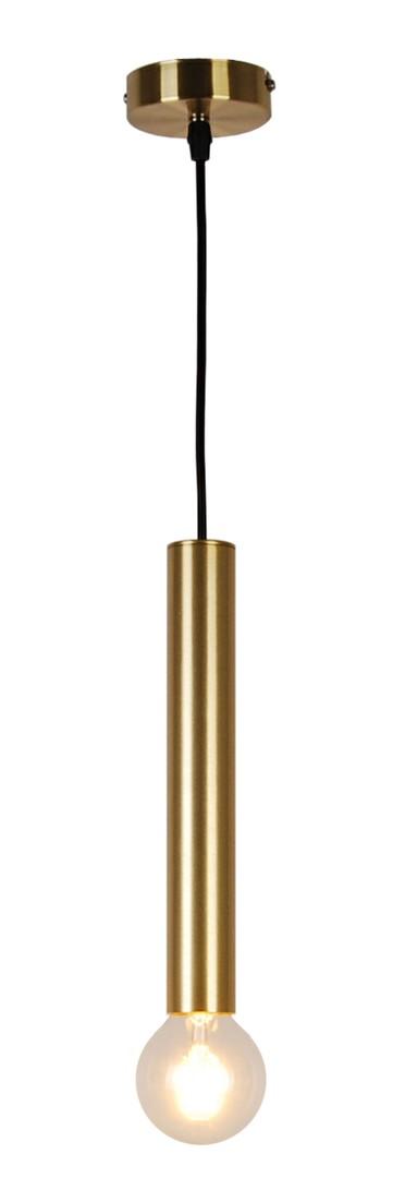 Lampa Wisząca Dallas 284 Mm 1 Złoty