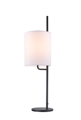 Lampa Stołowa Tokyo 1 Czarny