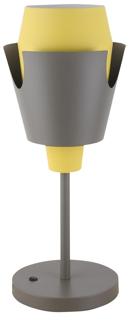 Lampa Stołowa Falun 1 Żółty