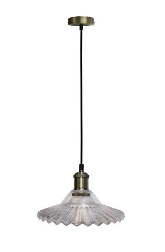 Lampa Wisząca Geneva 1 Bezbarwny