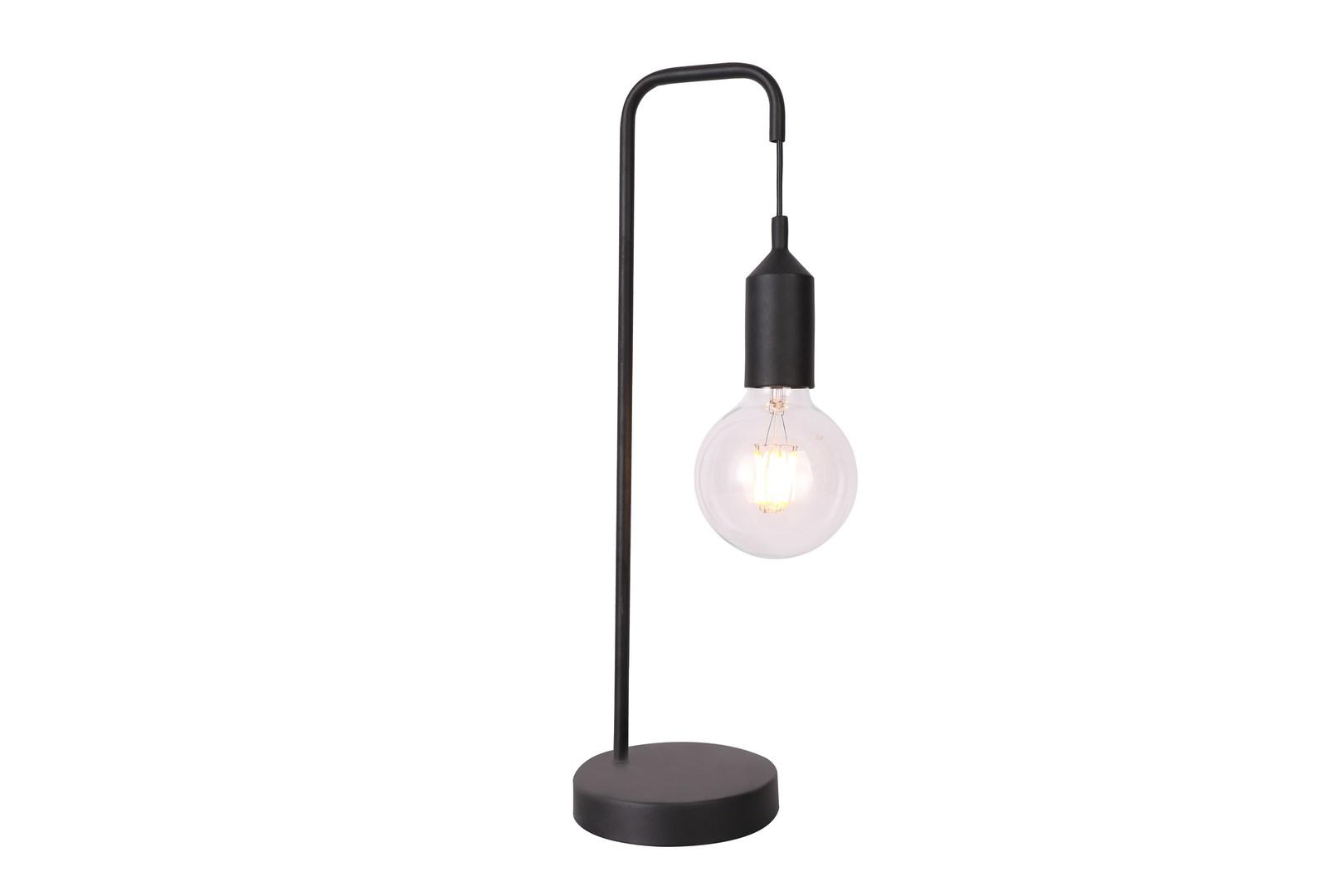 Lampa Stołowa Laren 1 Czarny