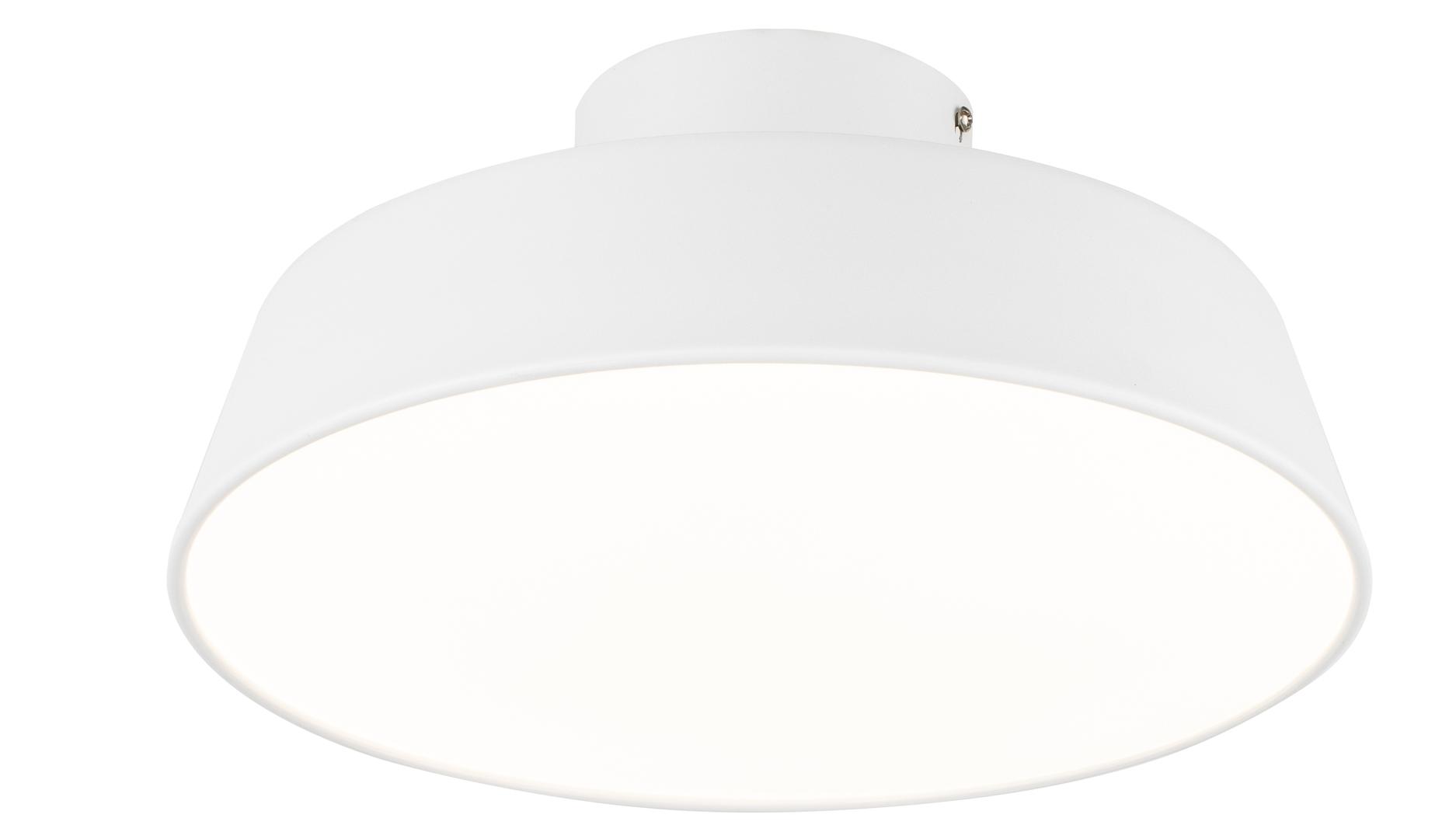 Lampa Sufitowa Orlando 1 Satynowy Biały 40