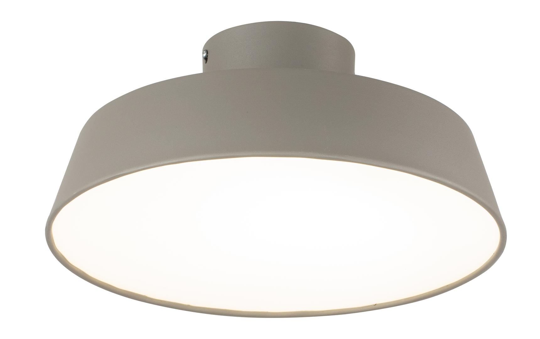 Lampa Sufitowa Orlando 1 Satynowy Szary 40