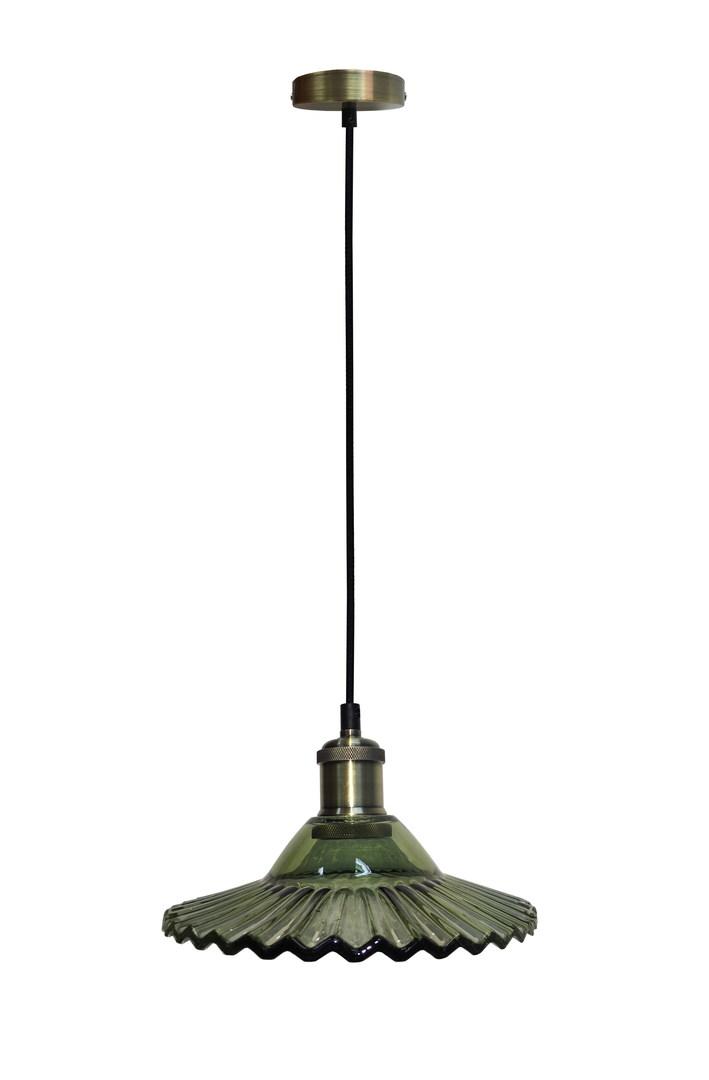 Lampa Wisząca Geneva 1 Zielony