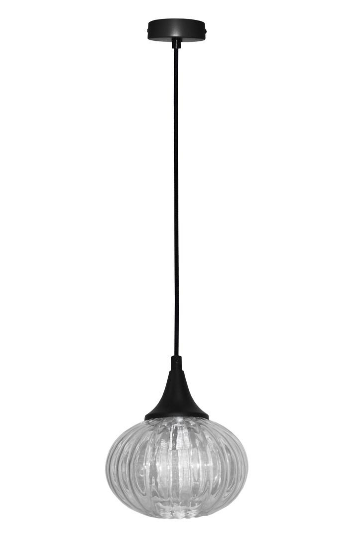 Lampa Wisząca Exeter  145Mm 1 Czarny