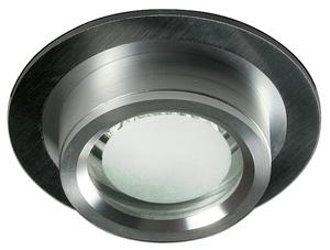 Sc-01 Stb/Al Mr16  Sat Czarny Opr. Strop  Stała Aluminium small 0