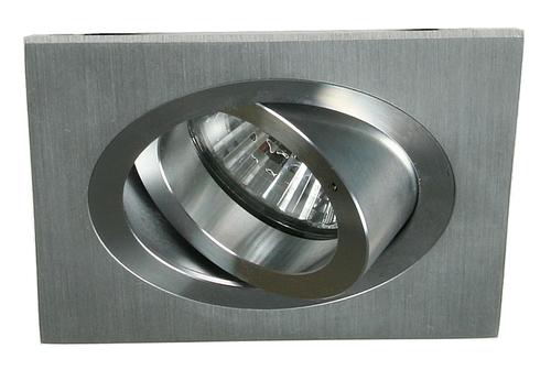 Ua-02 Sns/Al Mr16  Sat Nikiel Opr.Uchylna Aluminium