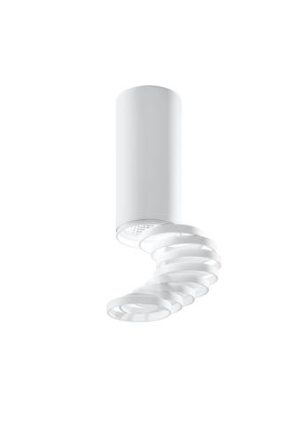 Lampa Sufitowa Tuba 1X50W Gu10 6/20 Biały