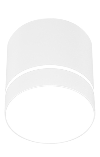 Lampa Sufitowa Tuba 1X15W Gu10 7,9/12 Biały