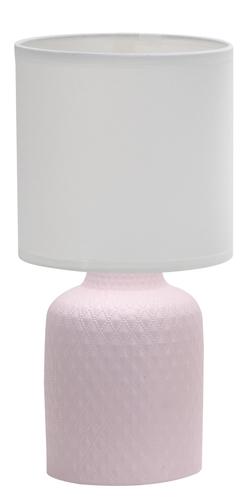 Iner Lampa Gabinetowa 1X40W E14 Różowy