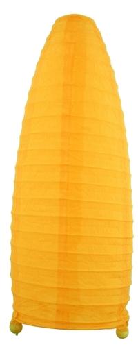 Papirus Lampa Papierowa Żółty 40W E14