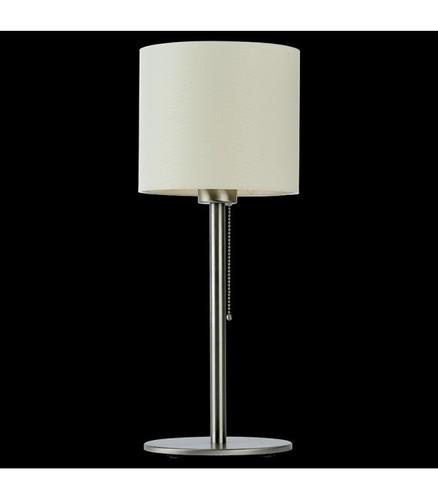 BACH Lampka biurkowa nikiel/ecru