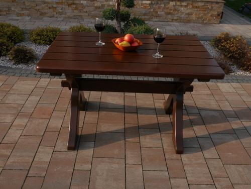Stół Drewniany Duży