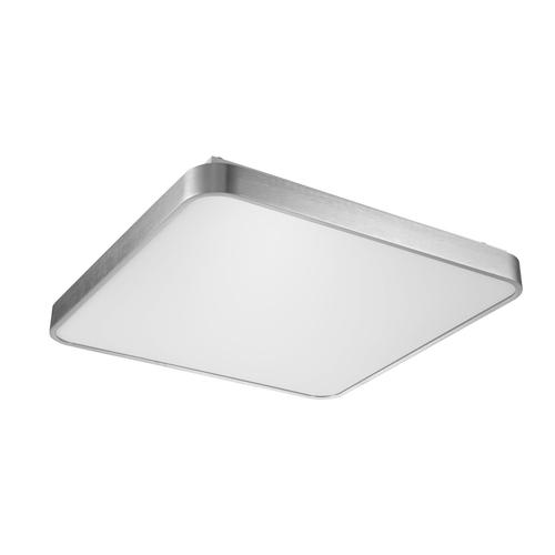 12100005 Sl Sierra Lampa Sufitowa Srebrna/Silver