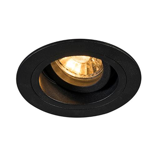 92700 Chuck Dl Round Spot Czarny/Black