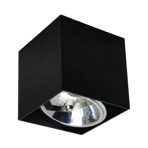 90432 G9 Box Sl 1 Spot Czarny/Black