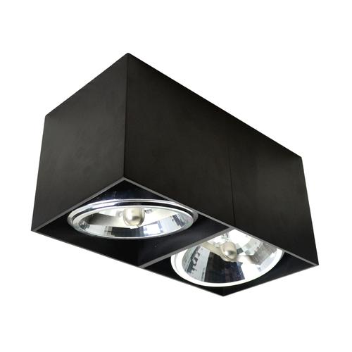 90433 G9 Box Sl 2 Spot Czarny/Black