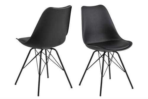 ACTONA krzesło ERIS czarne