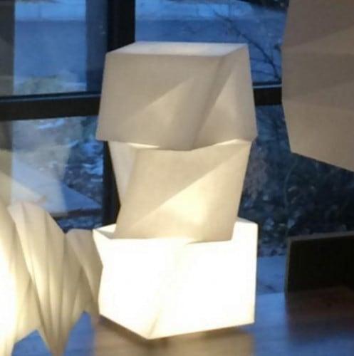 Lampa stołowa Artemide MOGURA MINI