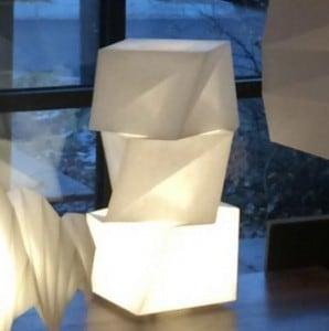 Lampa stołowa Artemide MOGURA MINI small 0
