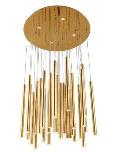 Organic Gold P0242 Lampa wisząca P0242D Max Light