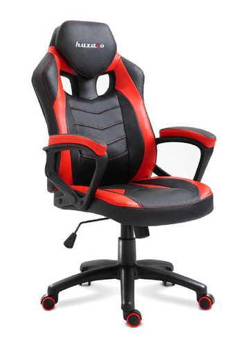 Ultra wygodny fotel gamingowy HZ-Force 2.5 Red