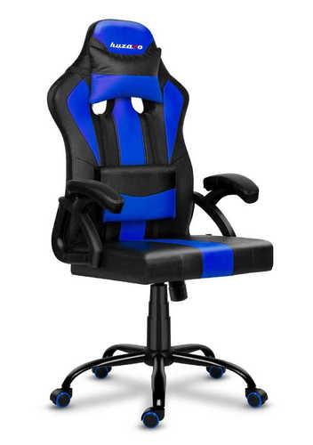 Ultra wygodny fotel gamingowy HZ-Force 3.0 BLUE
