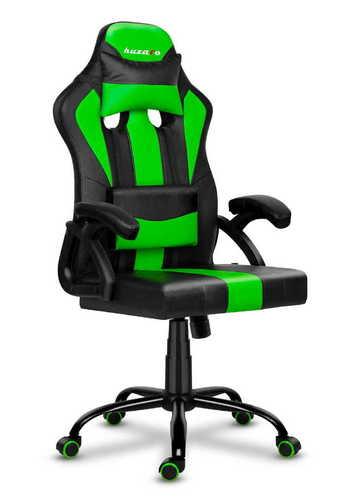 Ultra wygodny fotel gamingowy HZ-Force 3.0 Green