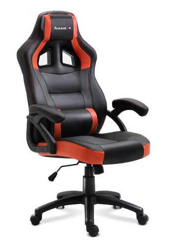Ultra wygodny fotel gamingowy HZ-Force 4.2 Orange