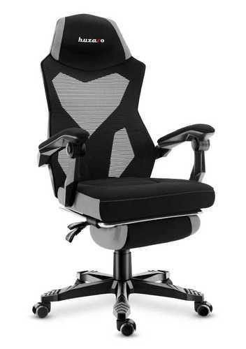 Ultra wygodny fotel gamingowy HZ-Combat 3.0 Grey