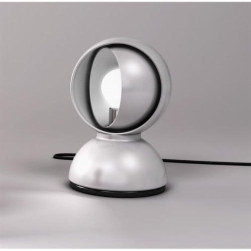 Lampa stołowa Artemide  ECLISSE srebrna