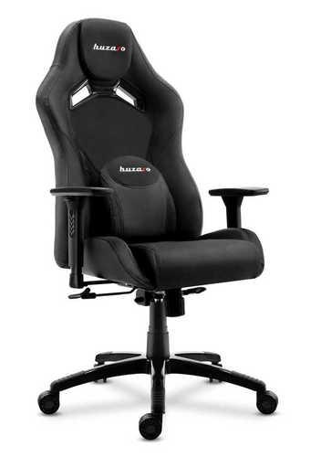 Ultra wygodny fotel gamingowy HZ-Force 7.3 Black