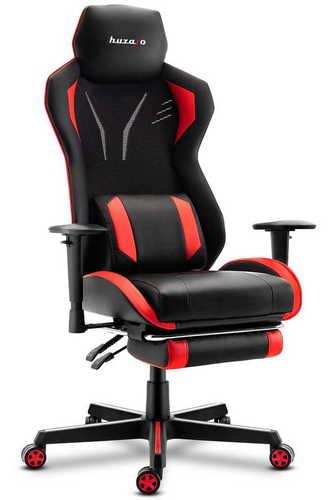 Ultra wygodny fotel gamingowy HZ-Combat 6.0 Red
