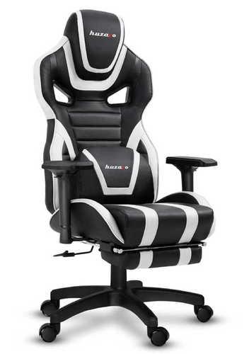 Ultra wygodny fotel gamingowy HZ-Force 7.5 White