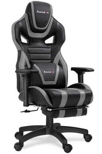 Ultra wygodny fotel gamingowy HZ-Force 7.5 Grey